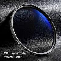 K&F Concept CPL Camera Lens Filter Ultra Slim Optics Multi Coated Circular Polarizer 37mm 39mm 49mm 52mm 58mm 62mm 67mm 77mm