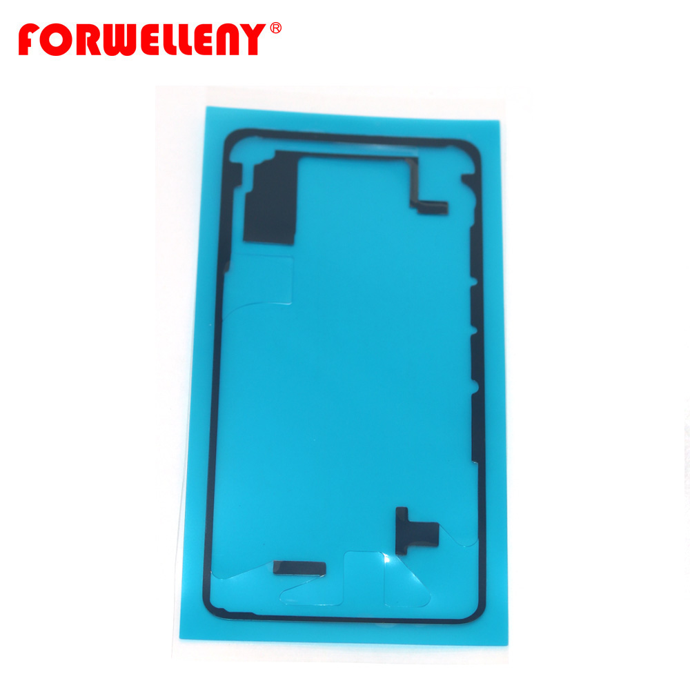 For LG G7 Back Glass Cover Adhesive Sticker Stickers Glue Battery Cover Door Housing G710