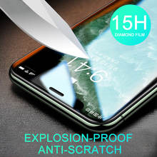 30D Curved Protective Tempered Glass For iPhone X XS 11 Pro Xs Max XR Glass Screen Protector on iPhone 7 8 6 6S Plus Glass Film