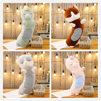 Cute Cartoon Unicorn Cat Plush Stuffed Animal Doll Animals Baby Sleepping Toy Pillow Dolls Girls Gifts