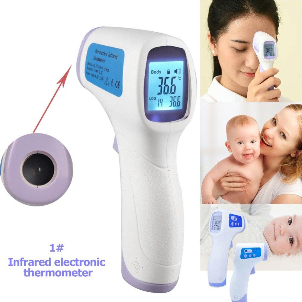 Não-contato quente corpo termômetro testa digital termômetro