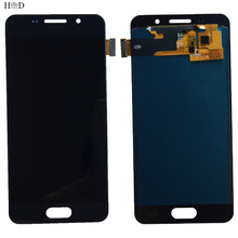 LCD Display For Samsung Galaxy A3 2016 A310 A310F A3100 LCD Display Touch Screen Digitizer Assembly Sensor Adjust Brightness