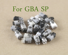 100pcs original used Replacement Screen Shaft Hinge Axle for GBA SP for Gameboy Advance SP Game Console Repair Parts