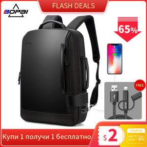 15.6 Inch Laptop Backpack Shoulders Men Anti-theft Waterproof Travel Backpack(China)