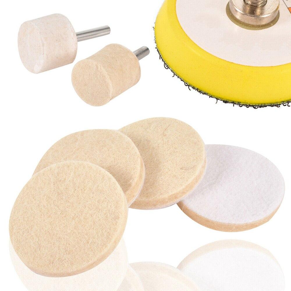38 шт. средство для удаления глубоких царапин, автомобильные полировальные подушечки для стекла, набор инструментов для полировки