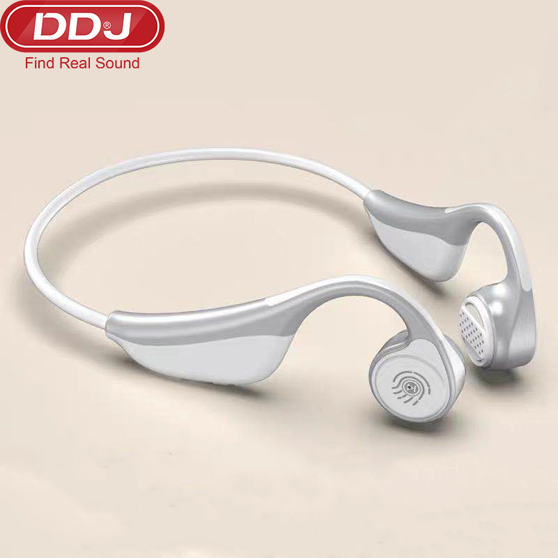 DDJ <font><b>V9</b></font> Bone Conduction earphone Wireless <font><b>Bluetooth</b></font> 5.0 Sports Stereo <font><b>Headset</b></font> for laptop Tablet xiaomi huawei iphone 7 8 X image