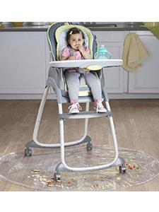 Splat Mat Cushion Playing-Mat Highchairs Floor-Protector Feeding Baby Kids Washable Children's