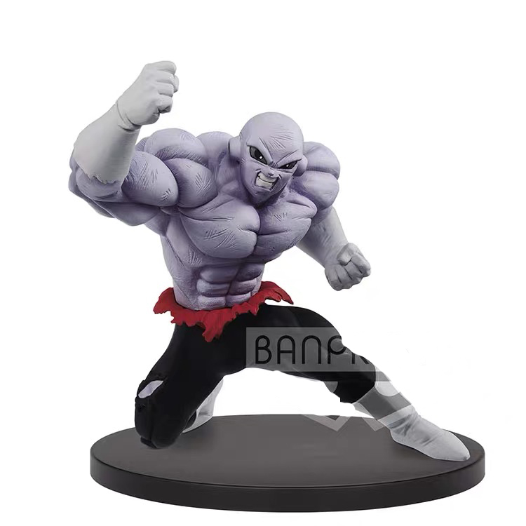 Presale May Banpresto Dragon Ball Super CHOSENSHIRETSUDENⅡ  JIREN PVC Action Figure Model Figurine