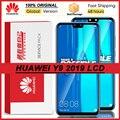 100% оригинальный 6,5 ''ЖК-дисплей с рамкой для HUAWEI Y9 2019 / Enjoy 9 Plus дисплей сенсорный экран дигитайзер в сборе запасные части