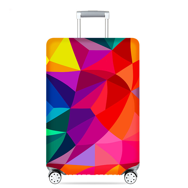 JULY'DOSAC  Travel Luggage Protective High-quality Cover Suitcase Case Elastic Luggage Cover Accessorie Baggag Handy