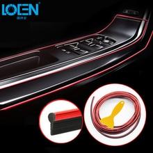 LOEN 5 м Высокое качество переоборудование аксессуары для Vw Golf 7 Mk7 Skoda Superb rapid Citigo Fabia Octavia A5 A7 Seat Leon Ibiza