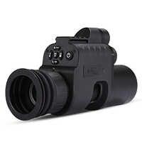 WG760 Infared Nachtsicht Umfang Kamera wifi APP Jagd Nachtsicht Zielfernrohr Red dot Anblick IR Nacht Vision Optik 21mm Schiene
