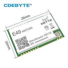 E49-400T20S 433MHz UART 20dBm 100mW TTL IoT SMD Wireless Transceiver Module