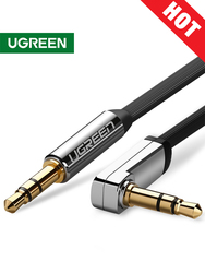 UGREEN AUX Cable Jack 3.5mm Audio Cable 3.5 mm Jack Speaker Cable for JBL Headphones Car Xiaomi redmi 5 plus Oneplus 5t AUX Cord