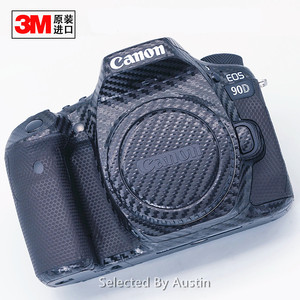 Image 5 - Premium Camera Skin Guard For Canon 90D Decal Protector Anti scratch Wrap Film Sticker Cover