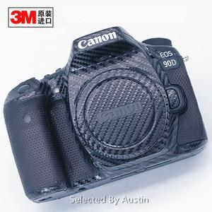 Image 5 - Premium Kamera Haut Schutz Für Canon 90D Aufkleber Protector Anti scratch Wrap Film Aufkleber Abdeckung