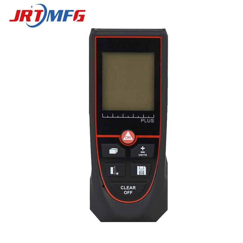 Купить jrtmfg лазерный дальномер 100 м ручной портативный электронный