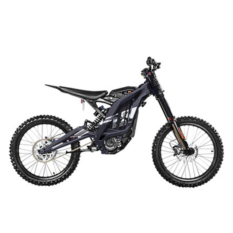Electric motorcycle mountain cross-country bicycle mountain bike all-aluminum body 45 degree high torque 60V/32Ah/5400w 6