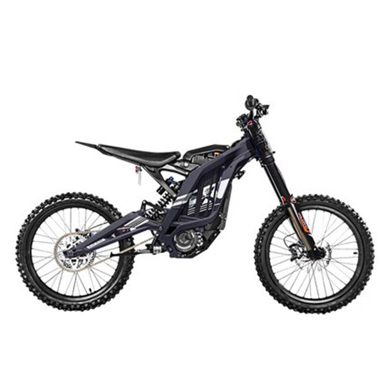 Bicicleta de Montaña de montaña eléctrica bicicleta de montaña todo aluminio cuerpo 45 grados alto par 60 V/ 32Ah/5400w - 6