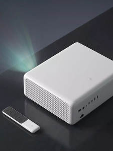 Laser-Projector-150inch TV Dolby Mijia ALPD3.0 Xiaomi 2400 MIUI 1080P Support HD ANSI