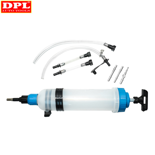 1500CC Oil Extractor Pump Filling Bottle Transfer Manual Operation Automotive Fluid Extraction Car Fuel Pump