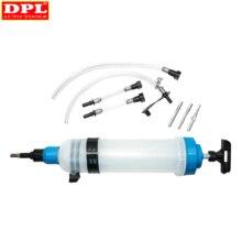1500CC Olie Extractor Pomp Vullen Fles Transfer Handmatige Bediening Automotive Vloeistof Extractie Auto Brandstofpomp