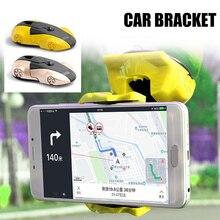 Hot Car Navigation Mobile Phone Bracket 360 Degree Rotatable Holder Stand Dashboard J99
