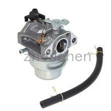 Carburador carb ajustável para honda gcv160 hrb216 hrs216 hrr216 hrt216 motor prata