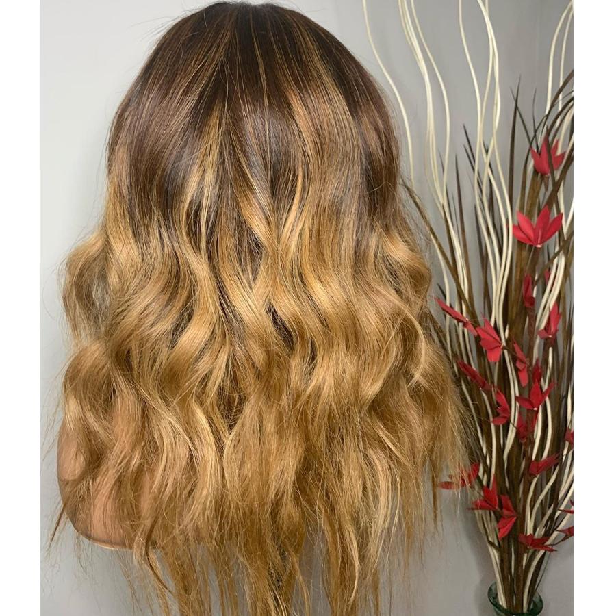 -Ombre-Wavy-Lace-Front-Human-Hair-Wigs-with-Baby-Hair-150Density-Ombre-Honey-Brown-Glueless (2)