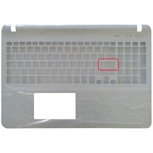 Image 3 - 소니 바이오 용 노트북 쉘 SVF152 SVF15 FIT15 SVF153 SVF1541 SVF152A29V 손목 받침대 위 덮개/밑면 덮개