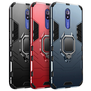 Shockproof Armor Rubber Silico