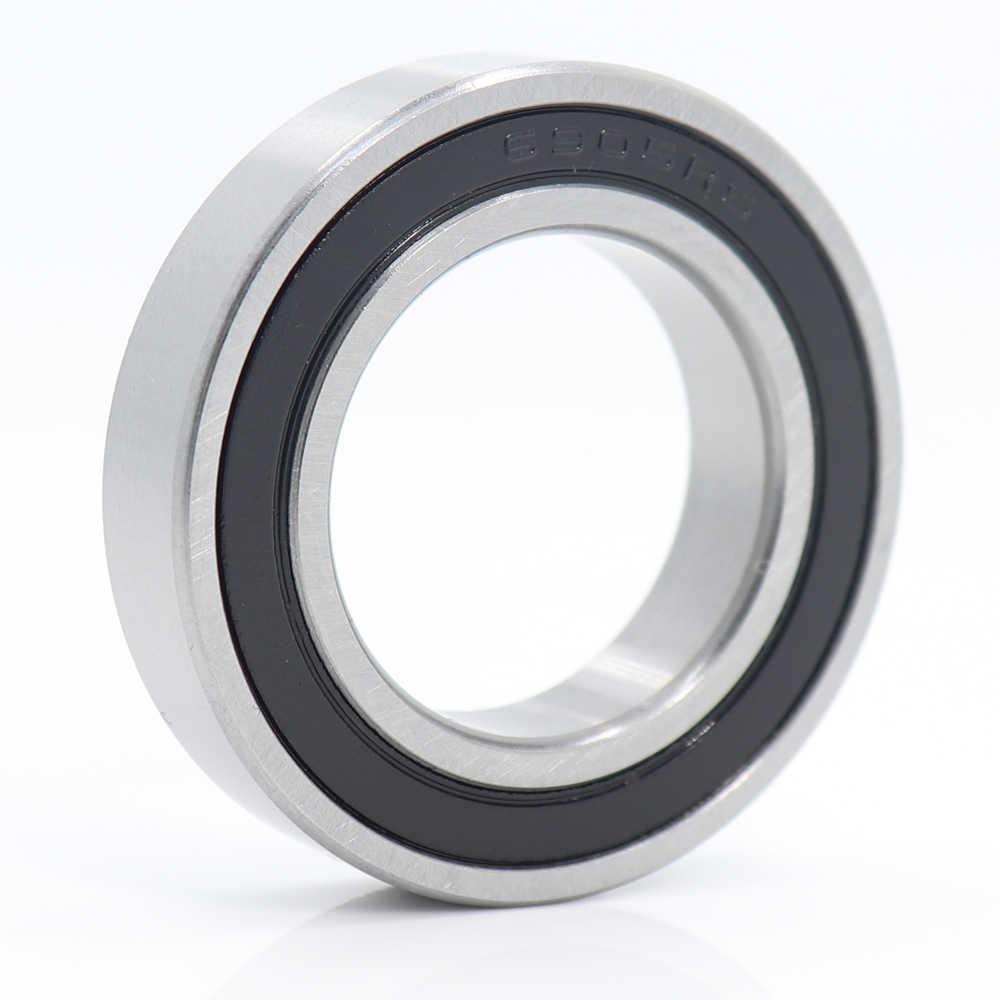 25x42x9 mm 2pc 6905-2RS Hybrid CERAMIC Ball Bearing Bearings 6905RS 25*42*9