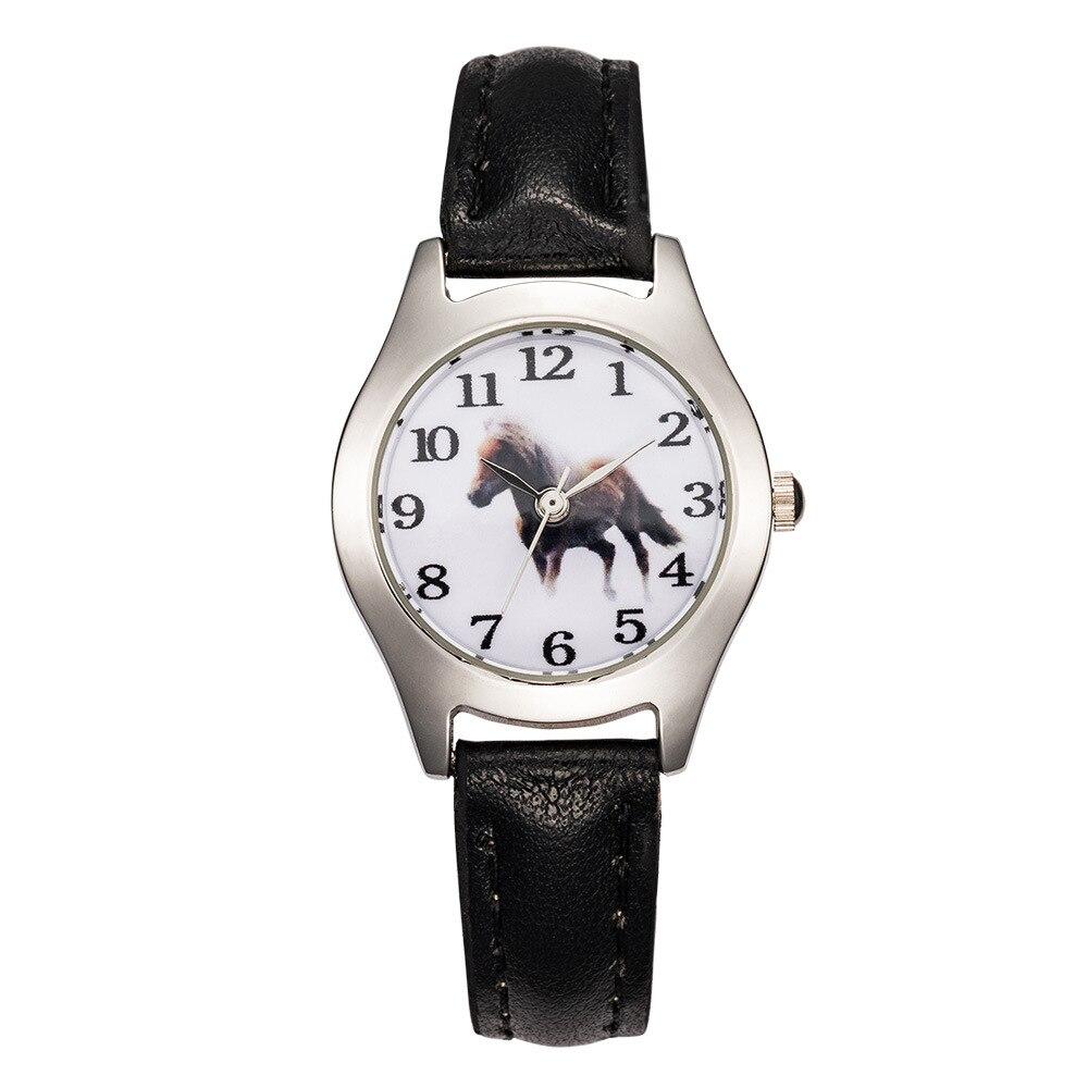 часы 2019 New Fashion Children Watch Korean Cartoon Children Watch Quartz Watch Factory Direct Wholesale