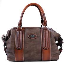 Vintage Luxury Real Leather Handbags Women Bags Designer Large Capacity Genuine Leather Tote Bag High Quality Shoulder Bag цена 2017