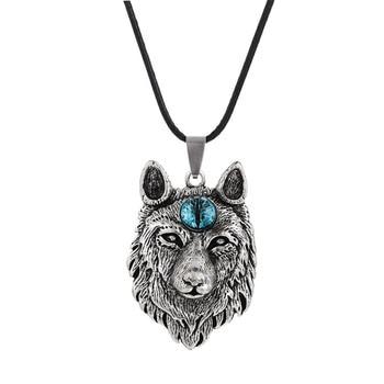 Collier œil de loup 6