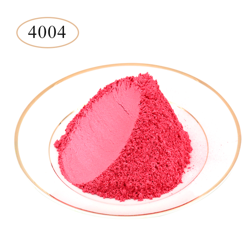 Type 4004 Pigment Pearl Powder Mineral Mica Dust Dye Colorant For Soap Automotive Art Crafts 10g 50g Acrylic Paint Mica Powder