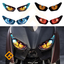 Headlight Sticker Protection-Sticker Motorcycle-Accessories Yamaha for Xmax 250 300