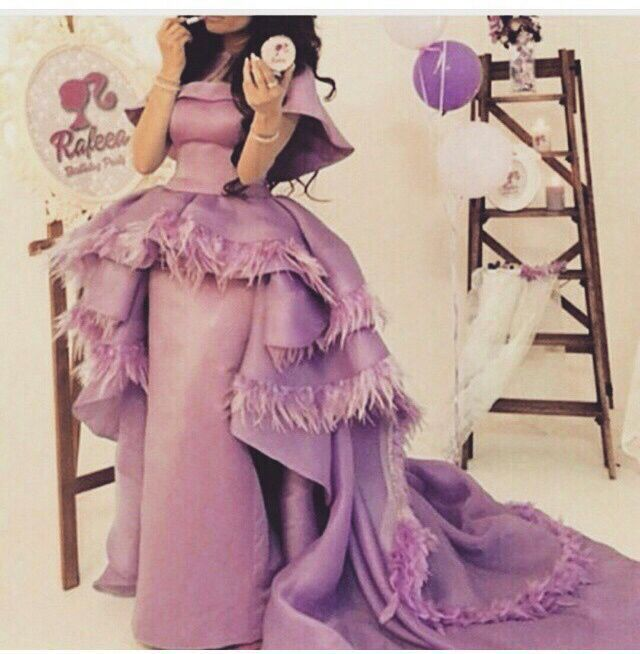 Boat Neck Zipper Back Cap Sleeve Feather Evening Gown Purple Prated Ruched Elegant Prom Gown 2018 Mother Of The Bride Dresses
