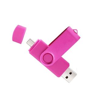 Image 4 - Biyetimi pen drive 64gb USB stick 32gb 16gb 8gb 4gb usb флэш накопители OTG usb sticks für telefon/pc флешка usb