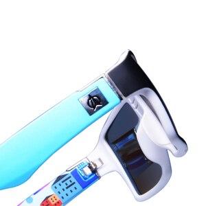 Image 5 - Viahda new Polarized Sunglasses Men Driving Shades Male Sun Glasses For Women Retro Luxury Brand Designer