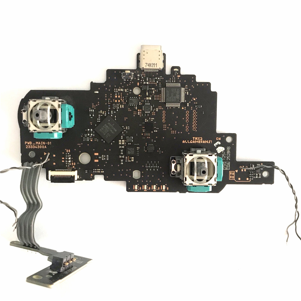 For Nintend Switch pro Motherboard Spray Handle Mainboard Circuit Board Wire Board Repair Parts