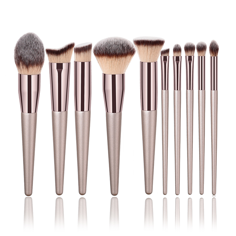 Professional Makeup Brushes Set For Foundation Powder Blush Eyeshadow Concealer Lip Eye Make Up Brush Cosmetics Beauty Tools