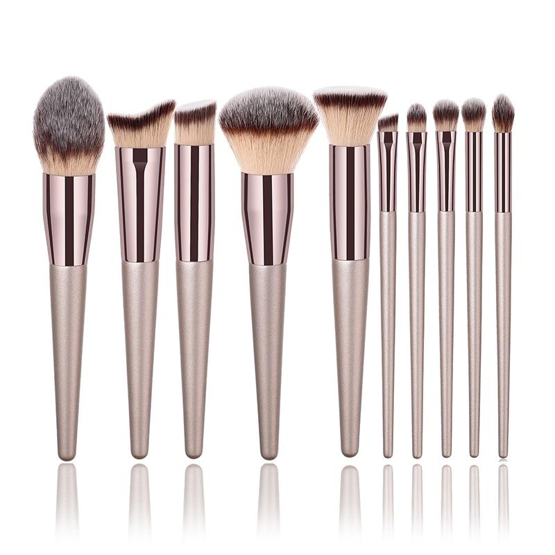 Professional Makeup Brushes Set For Foundation Powder Blush Eyeshadow Concealer Lip Eye Make Up Brush Cosmetics Beauty Tools