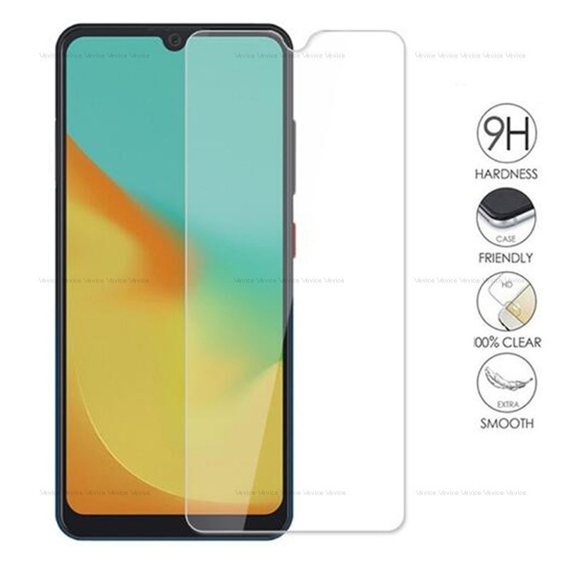 Clear Screen Protector Tempered Glass Film For ZTE Blade A510 A7 2019 V10 Vita Axon 7