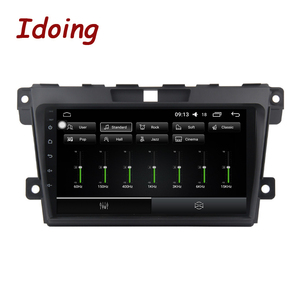 Image 3 - Idoing 2.5D IPS Screen Car Android Radio Video Multimedia Player FOR MazdaCX 7 CX 7 CX7 4G+64G GPS Navigation  NO 2 din DVD 4G