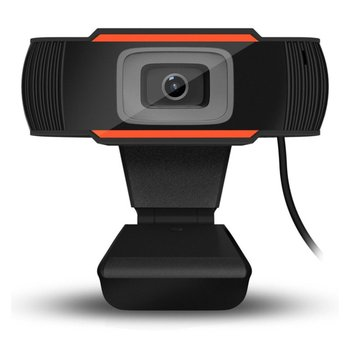 2021 Webcam 480P 720P 1080P Full Hd Web Camera Streaming Video Live Broadcast Camera With Stereo Digital Microphone