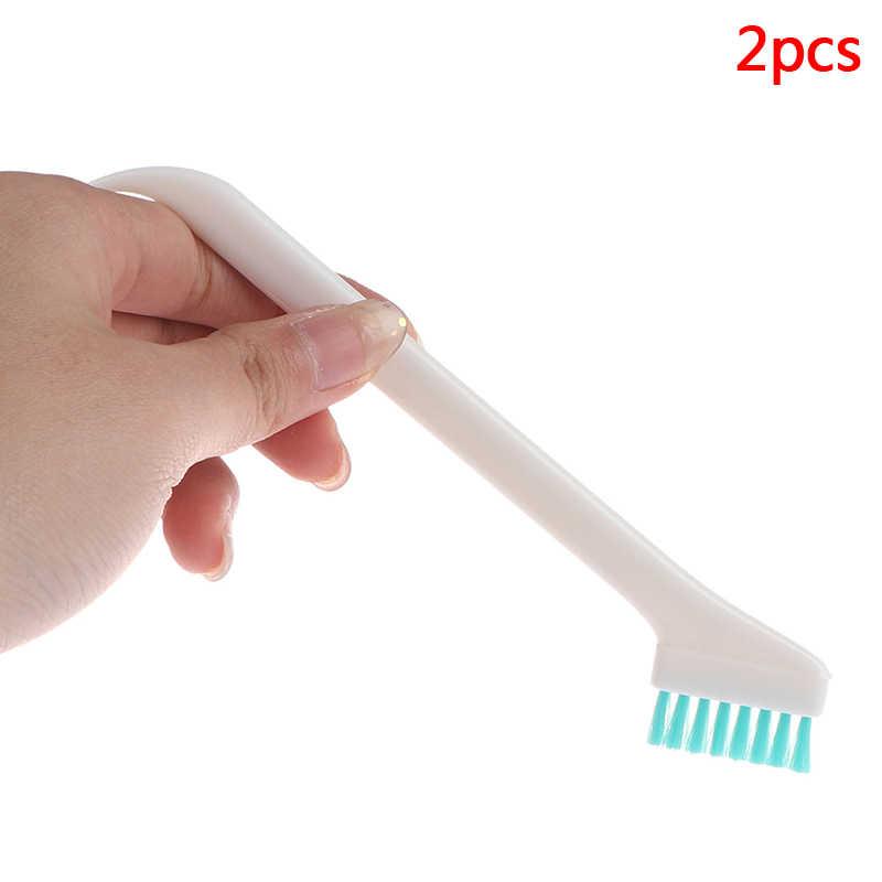 2 ชิ้น/เซ็ตThermosขวดแปรงทำความสะอาดขวดนมแบบพกพาแคบGapยาวแปรงทำความสะอาดเครื่องมือทำความสะอาดในครัวเรือน