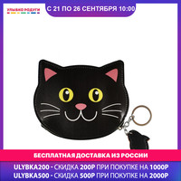 Coin Purses Ameli 3110922 Улыбка радуги ulybka radugi r ulybka smile rainbow косметика Luggage Bags Wallets Holders Bag coiner Coins