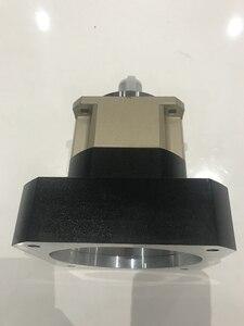 Image 2 - 5 caixa de engrenagens do redutor planetário da engrenagem helicoidal da elevada precisão de acrmin 1 fase para o eixo de entrada do servo motor da c.a. do quadro de 110mm 19mm