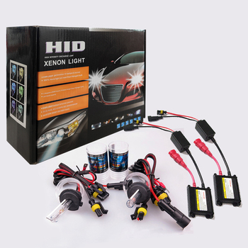 цена на Xenon H7 Hid 35W 55W H4 H1 H11 Xenons Bulb Conversion Kit Xenon Ignition Blocks Bixenon Car Bulbs With Ballast For H3 9005 9006